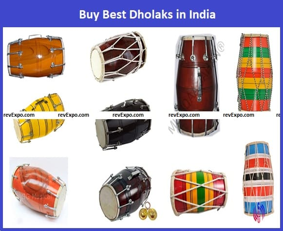 Best Dholaks in India