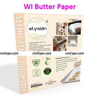 WI Butter Paper
