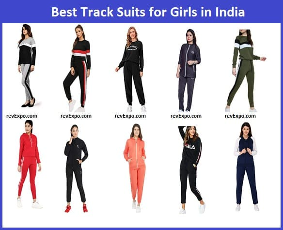 Best Track Suit for Girls in India