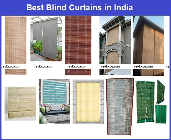 Best Blind Curtains in India