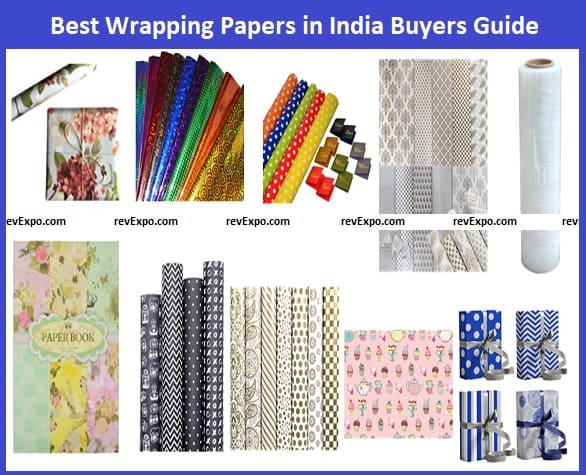 Best Wrapping Papers in India