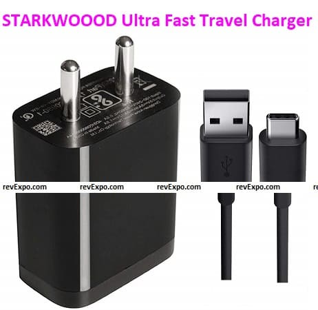STARKWOOOD Ultra Fast Travel Charger