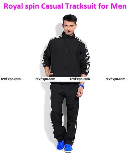 Royal spin Tracksuit