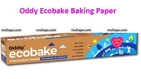 Oddy Ecobake Parchment Paper