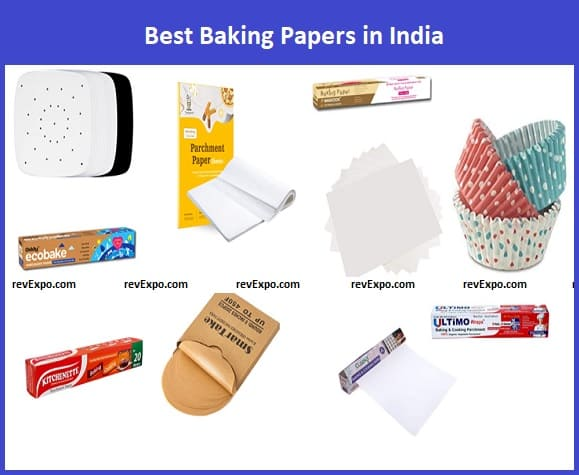 Best Baking Papers in India