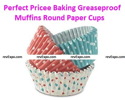 Perfect Price Baking Paper Cups Cake