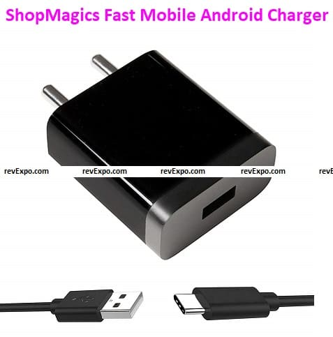 ShopMagics Fast Mobile Android Charger