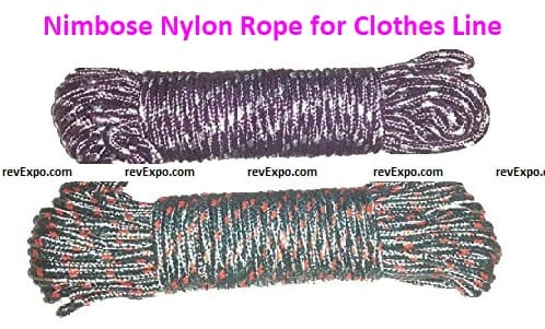 Nimbose® Nylon Rope for Clothes Line