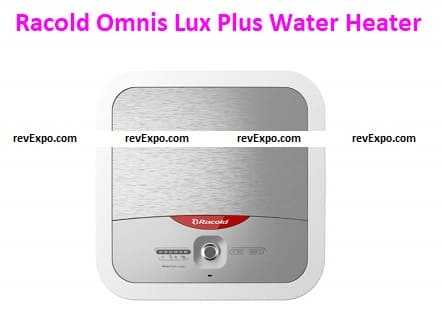 Racold Omnis Lux Plus 25 Litres Vertical 5 Star Water Heater
