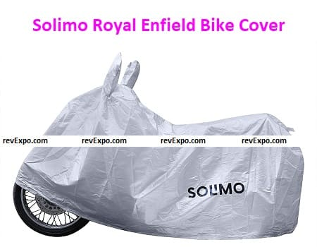 Amazon Brand Solimo Royal Enfield Classic 350 Bike Cover