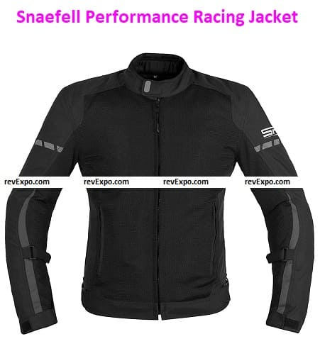 Snaefell Performance Racing Motorcycle Jacket