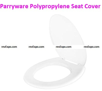 Parryware Polypropylene Commode Seat Cover