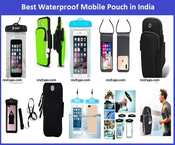 Best Waterproof Mobile Pouch in India