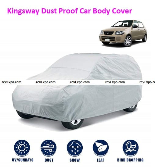 Kingsway Dust Proof Car Body Cover