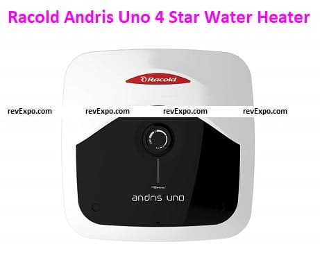 Racold Andris Uno 15 Litres Vertical 4 Star Water Heater