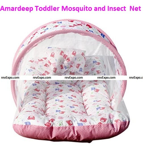 Amardeep Toddler Mosquito and Insect Protection Net