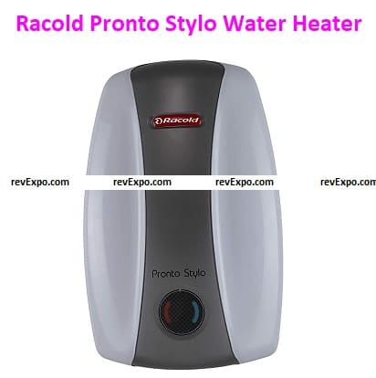 Racold Pronto Stylo Vertical Water Heater