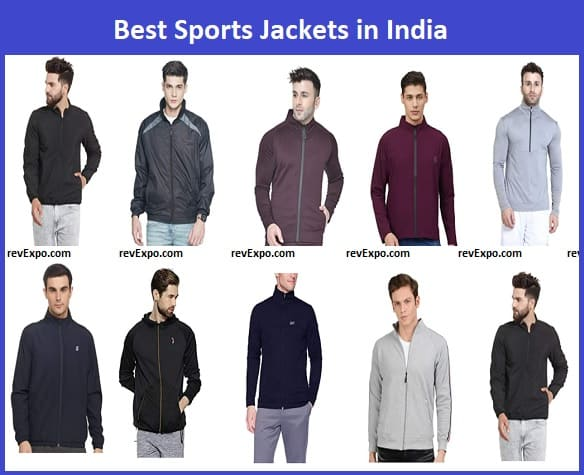 Best Sports Jackets in India
