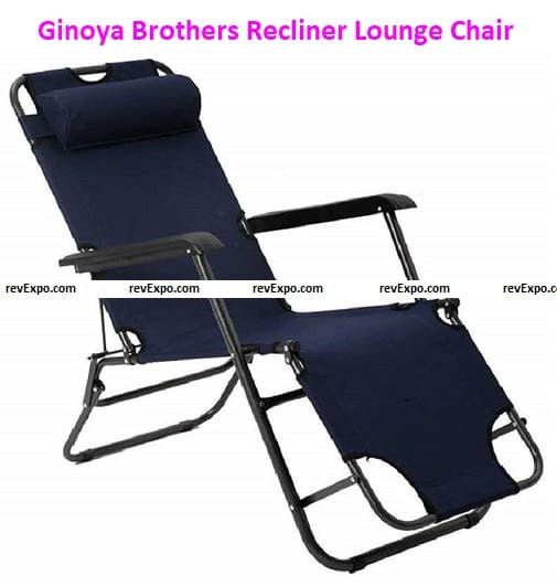 Ginoya Brothers Recliner Lounge Chair