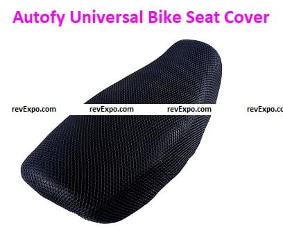 Autofy VKAMCOVER0009 Universal Bike Seat Cover