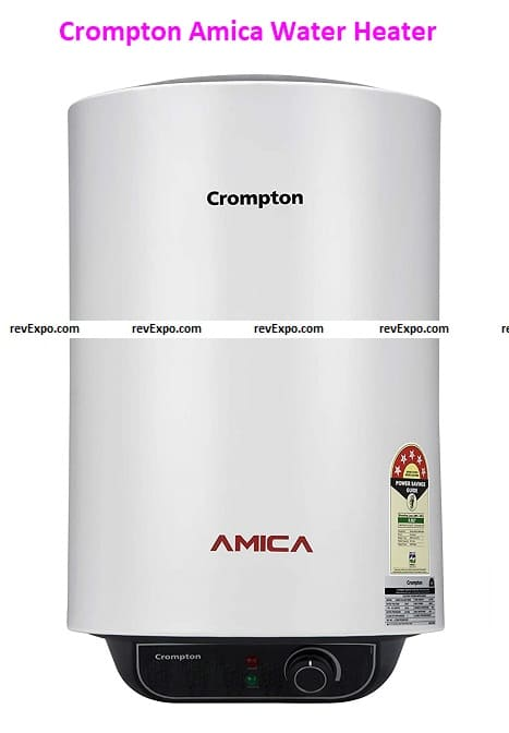 Crompton Amica 15-L 5 Star Rated Storage Water Heater