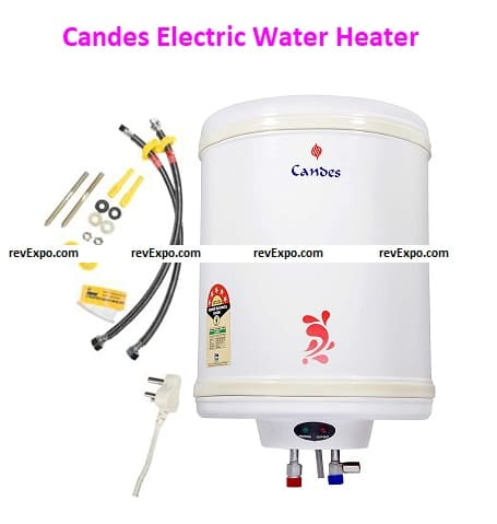 Candes 5 Star Rated Automatic Instant Storage Electric Water Heater