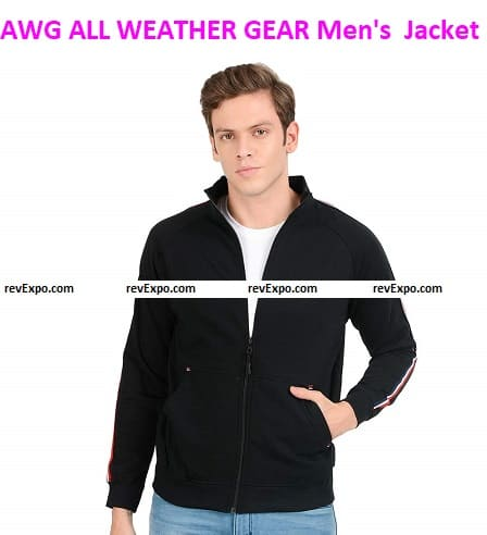AWG (ALL WEATHER GEAR) Men's Spectra Cotton Sports Jacket