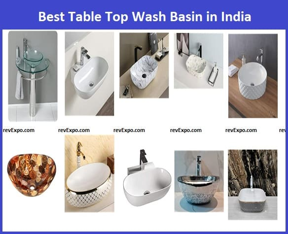 Best Table Top Wash Basins in India
