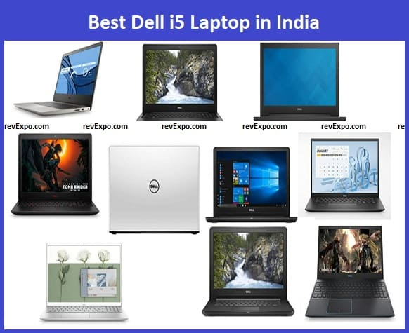 Best Dell i5 Laptops in India