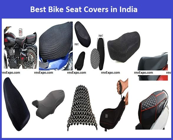 Best Bike Seat Covers in India