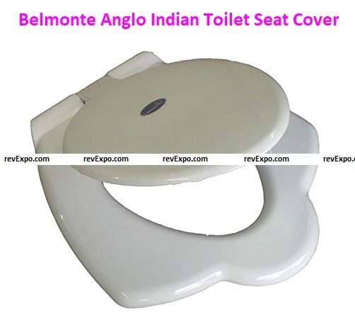 Belmonte Anglo Indian Toilet Seat Cover