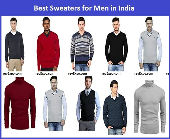 Best Sweater for Men in India