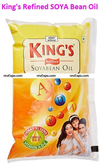 King's Refined Cooking Oil