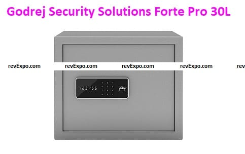 Security Solutions Electronic Safe