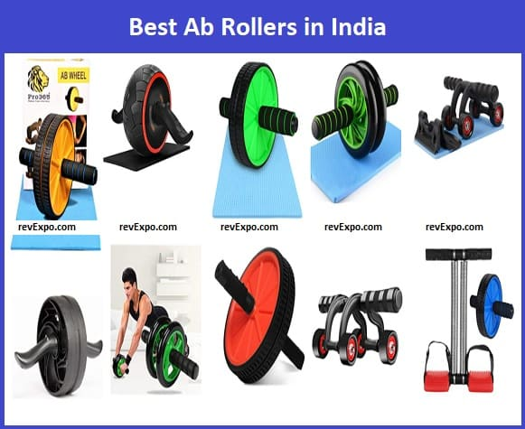 Best Ab Rollers in India