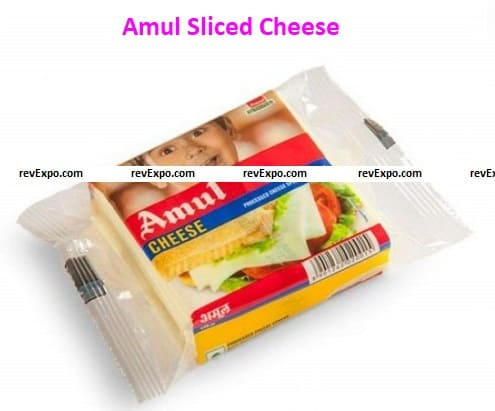 Amul Sliced Cheese