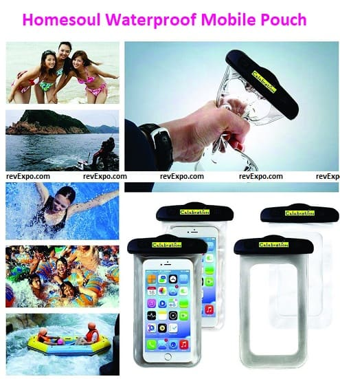 homesoul Mobile Pouch