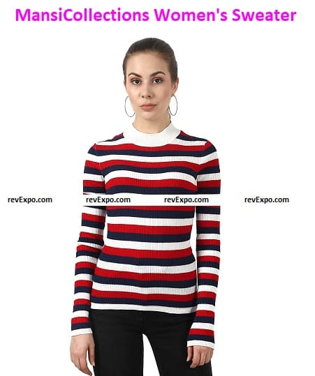MansiCollections Women's Sweater