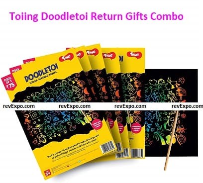 Toiing Doodletoi Return Gifts Combo