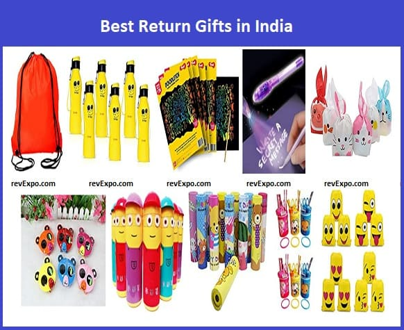 Best Return Gifts in India