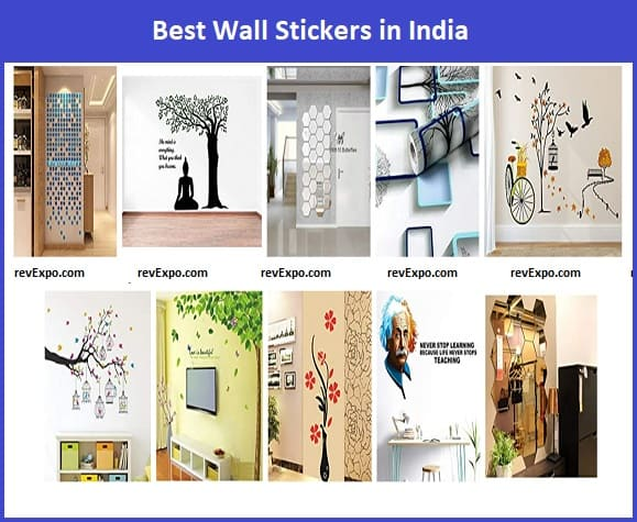 Best Wall Stickers in India