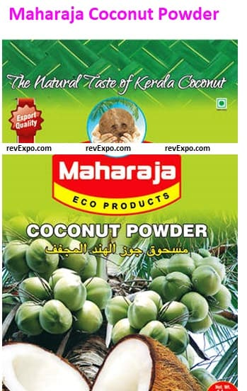 Maharaja Eco-Products Desiccated Coconut Powder