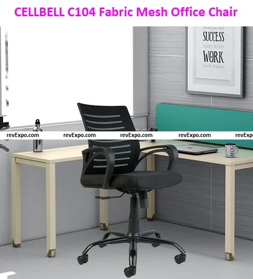 CELLBELL C104 Fabric Mesh Office Chair