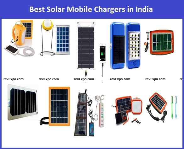 Best Solar Mobile Chargers in India