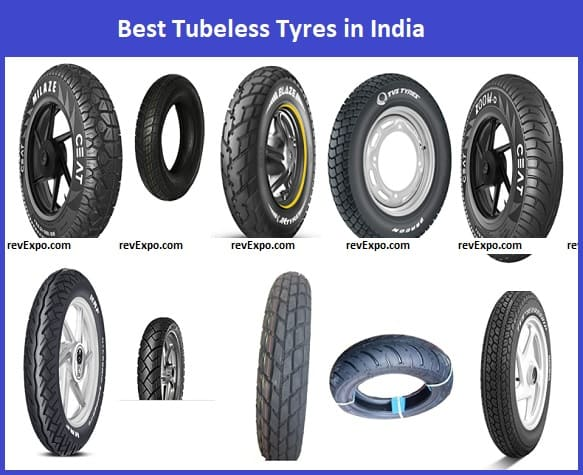 Best Tubeless tyres in India