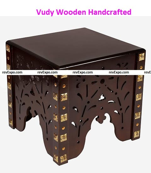 Vudy Wooden Handcrafted