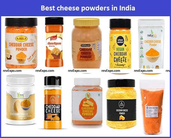 Best cheese powders in India