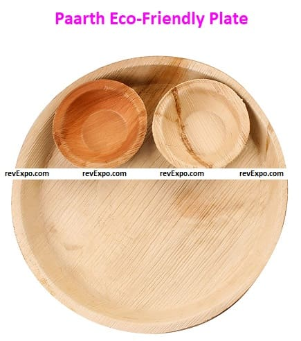 Paarth Eco-Friendly Plate