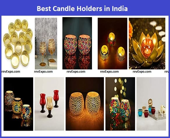 Best Candle Holders in India