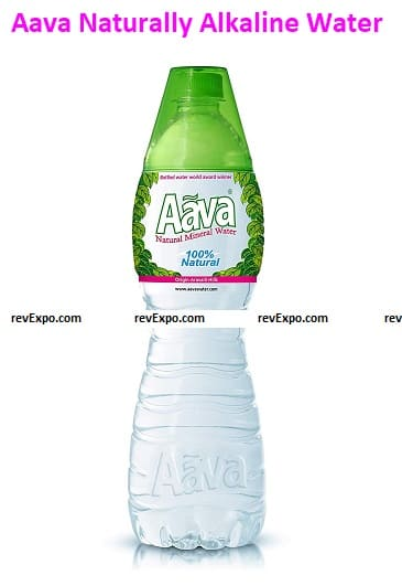 Aava Naturally Alkaline Mineral Water